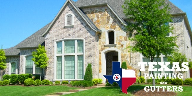 Exterior House Painting Services in Collin County TX
