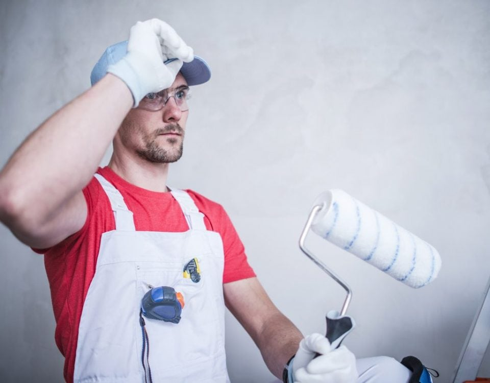 House Painting Surface Prepartion Plano TX