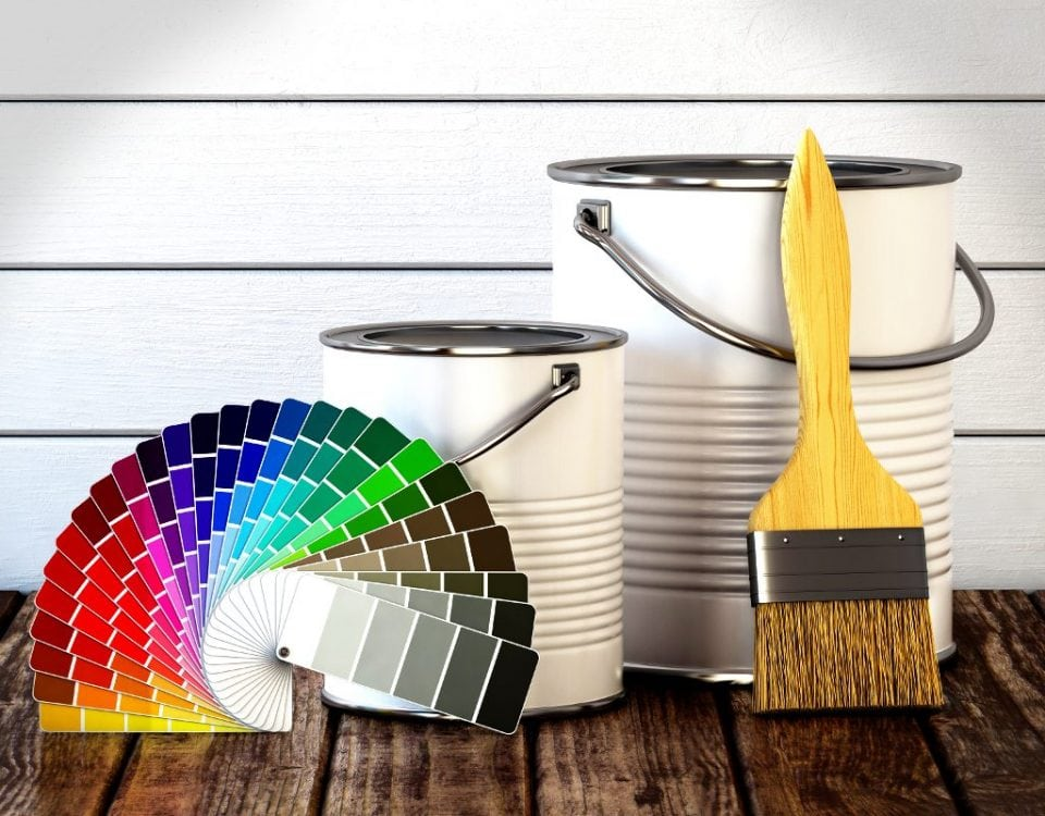 5 Interesting Facts About House Painting