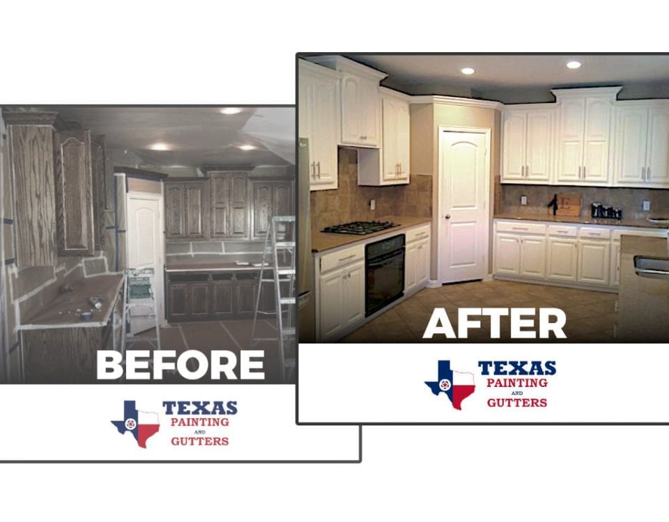 Kitchen Painting Ideas in Wylie, Texas 2019