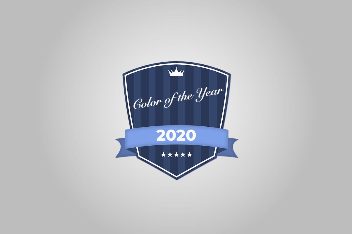 Color of the Year 2020 Sherwin Williams