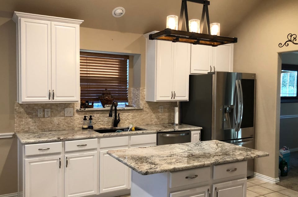 4 Inspiring Kitchen Cabinet Painting Ideas For Your Home ...
