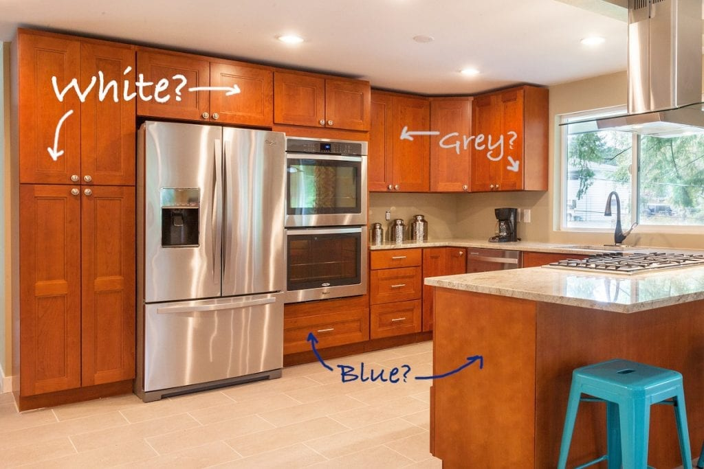 Can You Paint Kitchen Cabinets? | Texas Painting And Gutters
