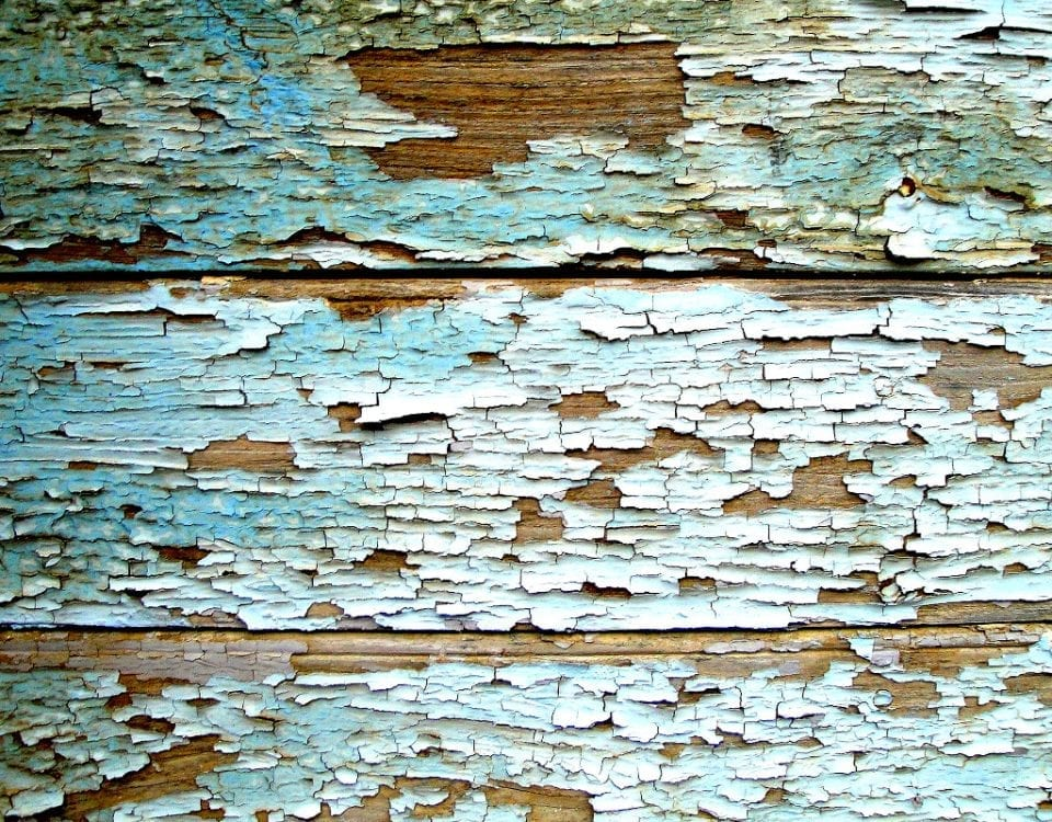 Replace Rotten Wood Before Exterior Paint Project
